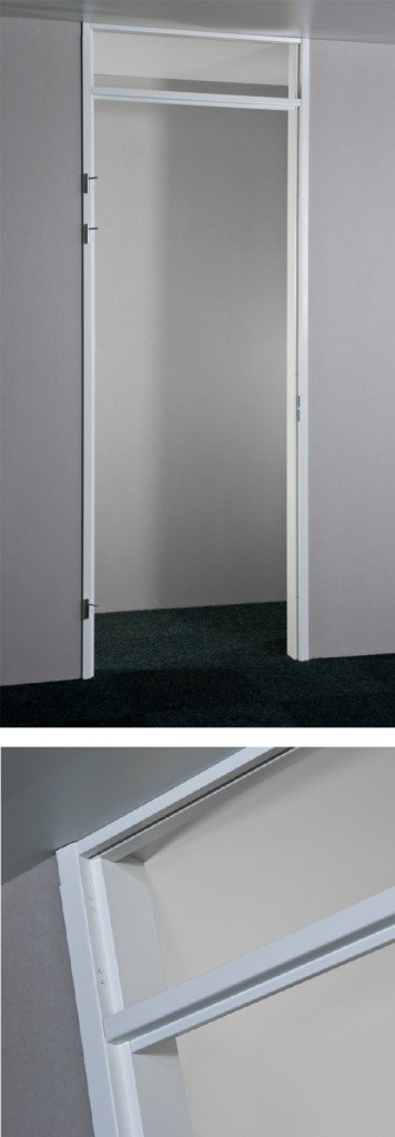 Stalen deurkozijnen